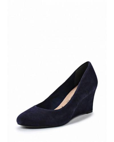 Синие туфли Tamaris