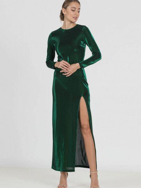 Вечернее платье осеннее зеленый Raimaxx