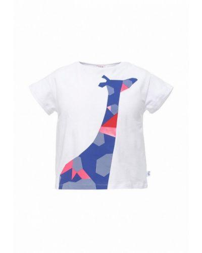 Белая футболка Il Gufo