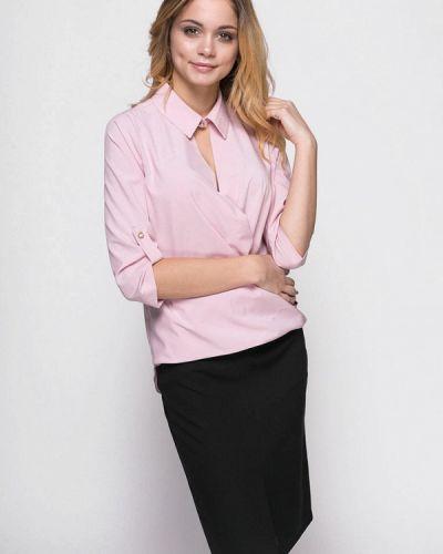 Юбочный костюм черный розовый Zubrytskaya