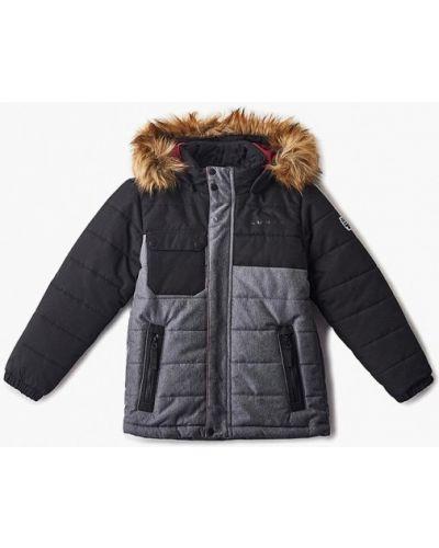 Куртка теплая черная Luhta