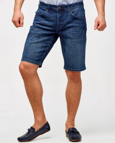 Джинсовые шорты - синие Campione