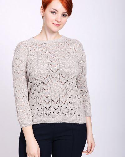 Пуловер бежевый Pezzo