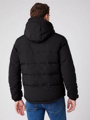 Куртка - черная Wrangler