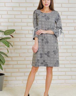 Вечернее платье в клетку платье-сарафан Lika Dress