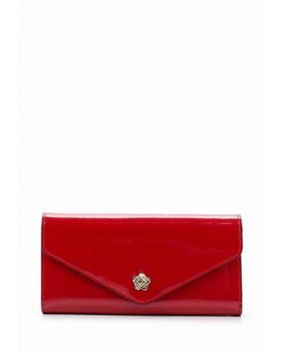 Красный кошелек Fabretti