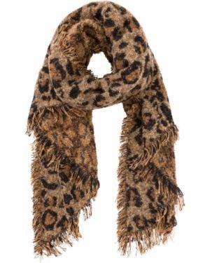 Черный шарф Bonprix