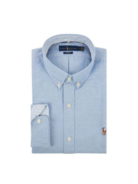 Koszula z długim rękawem Oxford długa Polo Ralph Lauren