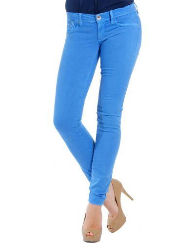Голубые джинсы Gas