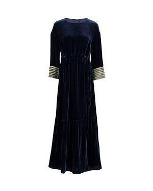 Вечернее платье фиолетовый Vuall