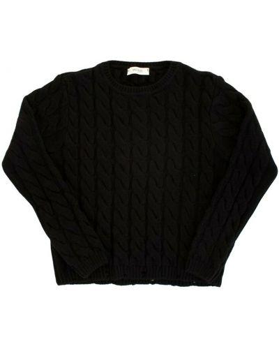 Czarny sweter Vicolo