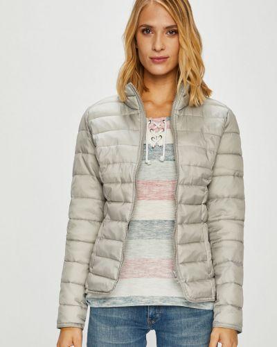 Стеганая куртка с карманами утепленная Haily's