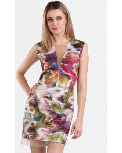 Коктейльное платье осеннее Panove