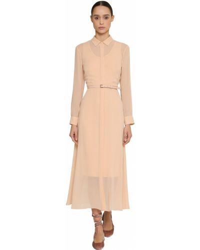 Платье на пуговицах платье-рубашка Max Mara