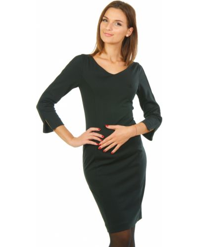 Платье - черное Armani Jeans