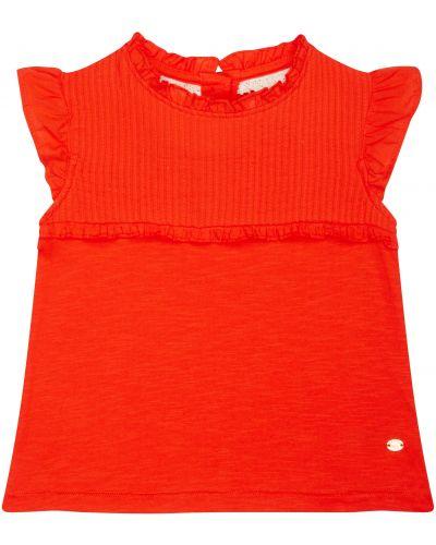 Футболка оранжевый красная Mothercare