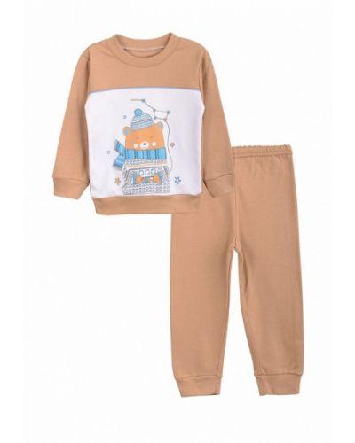 Пижама бежевый Baby Art