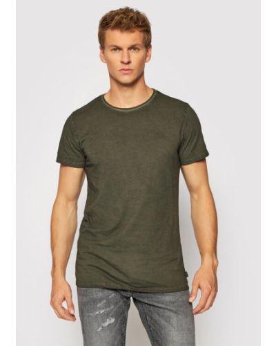 Zielona koszulka vintage Tigha