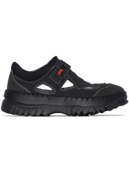 Черные кроссовки Camper Lab
