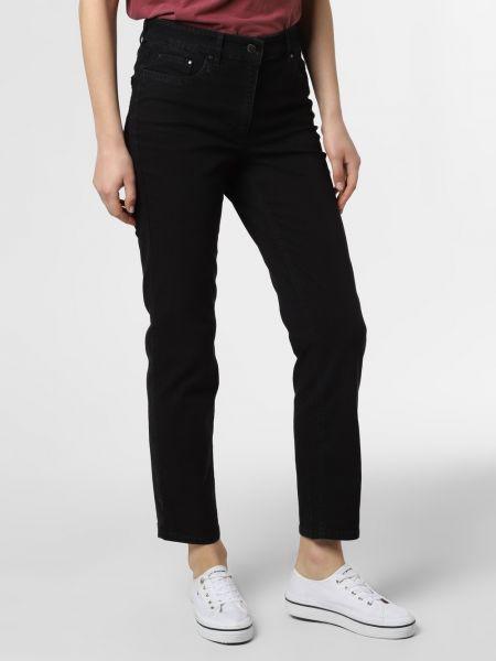 Klasyczne czarne jeansy Zerres