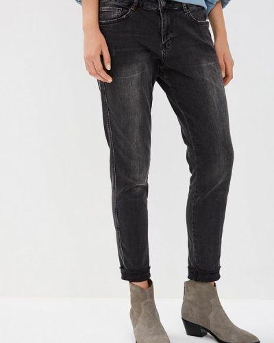 Серые джинсы-скинни S.oliver