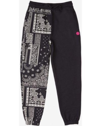 Спортивные брюки из полиэстера - черные Dc Shoes