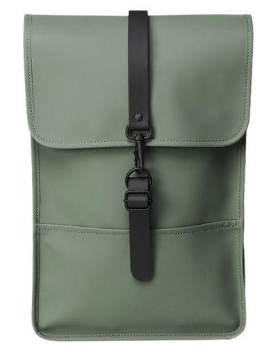 Czarny plecak casual Rains