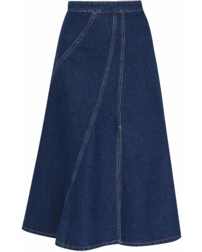 Юбка миди джинсовая с поясом Bosco Fresh