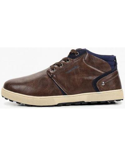 Кожаные ботинки низкие Patrol