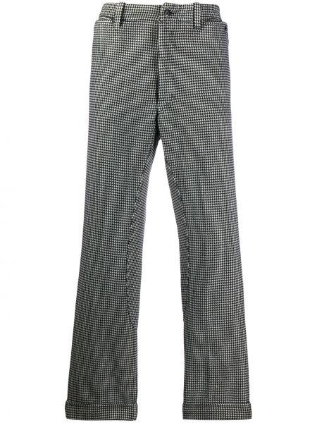 Прямые брюки черные с карманами Levi's Vintage Clothing