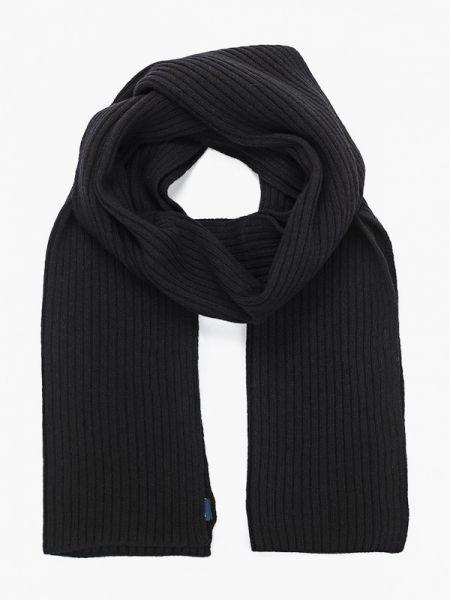 Черный шарф Gant