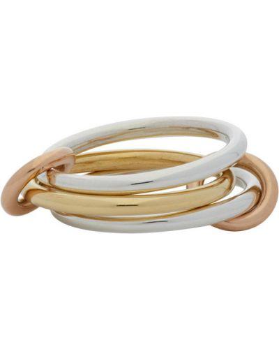 Srebro pierścień Spinelli Kilcollin