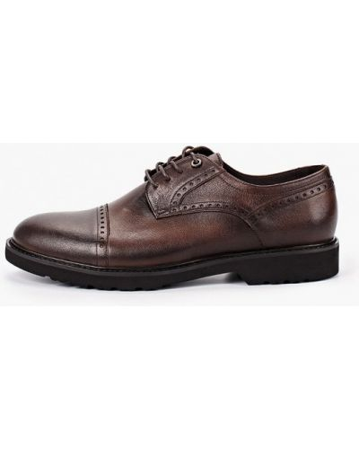 Туфли коричневый Id! Collection