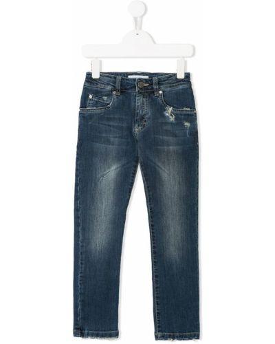 Синие джинсы Manuel Ritz Kids