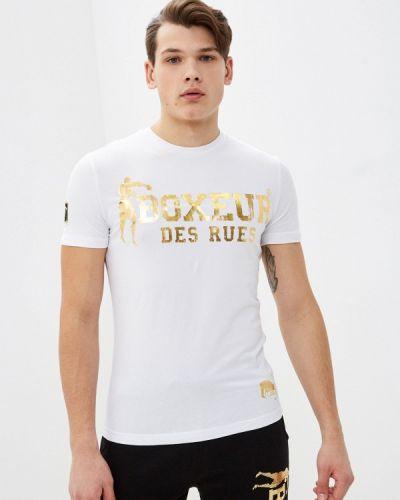 Футболка - белая Boxeur Des Rues
