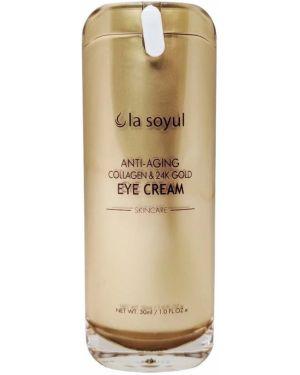 Крем для области вокруг глаз коллагеновый для лица La Soyul
