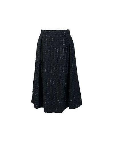Черная юбка миди Vuall