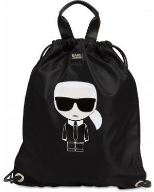 Нейлоновый рюкзак Karl Lagerfeld