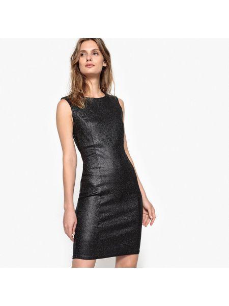 Платье миди с V-образным вырезом из вискозы Vero Moda