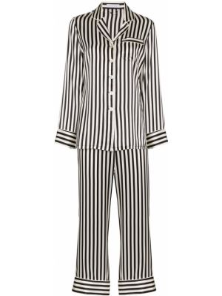 Пижама в полоску пижамный Olivia Von Halle