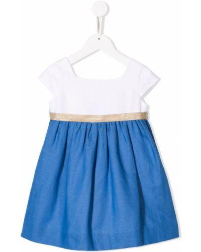 Платье синий Amaia