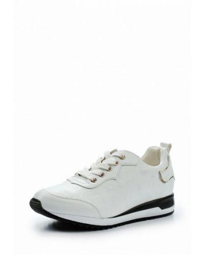 Белые кроссовки Keddo