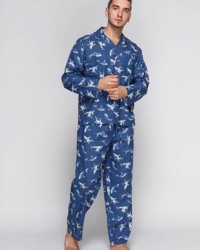 Синяя пижама Cyberjammies