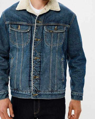 Джинсовая куртка осенняя Lee