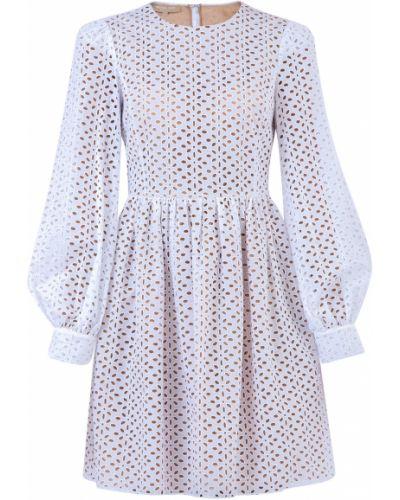 Платье на пуговицах с завышенной талией Michael Kors