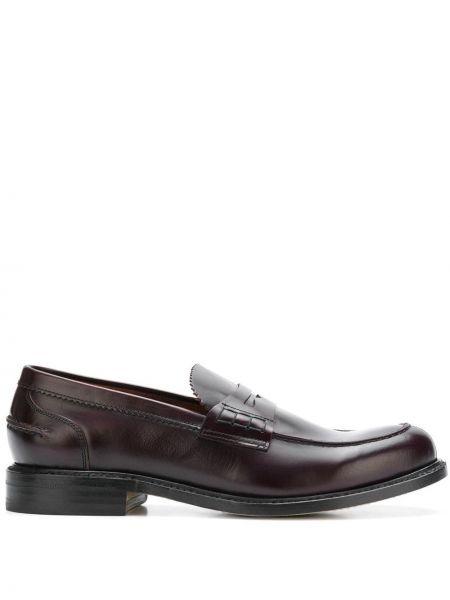 Кожаные туфли коричневый Berwick Shoes