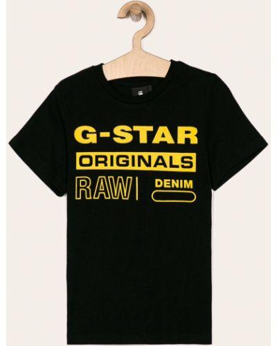 Футболка эластичная футбольный G-star Raw
