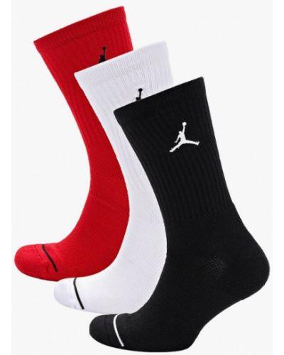 Разноцветные колготки - белые Jordan