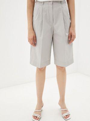 Серые повседневные шорты элис