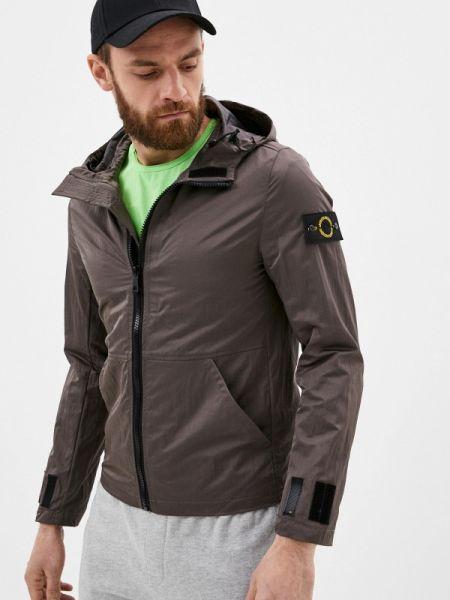 Серая облегченная куртка Jackets Industry